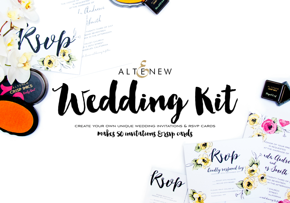Wedding kit cover art